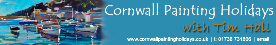 Painting Holidays Cornwall UK