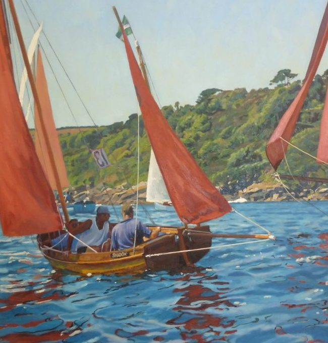 Sea Salt and Sails, Mousehole