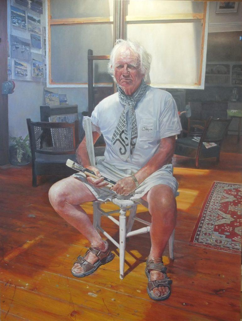 Ken Howard RA OBE
